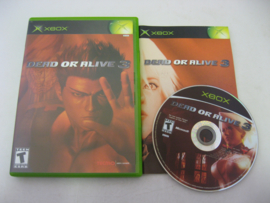 Dead or Alive 3 (NTSC)