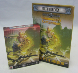 The Eye of Judgment: Earth Atonement Starter Deck