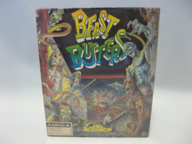 Beast Busters (Amiga, Sealed)