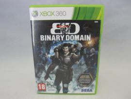Binary Domain - Limited Edition (360, NEW)
