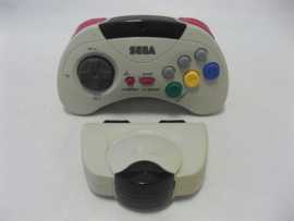 Original SEGA Saturn Wireless Controller + Receiver