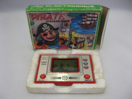 Pirate 777 - Sun Wing - LCD Game Clock (Boxed)