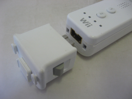 Original Wii Motion Plus Adapter 'White'