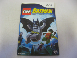 Lego Batman - The Video Game *Manual* (HOL)