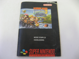 Donkey Kong Country 3 *Manual* (NFAH)