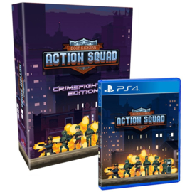 Door Kickers: Action Squad Crimefighter Edition (PS4, NEW)