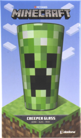 Minecraft - Creeper Glass (New)