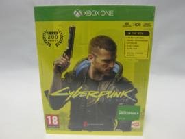 Cyberpunk 2077 Day One Edition (XONE/SX, Sealed)