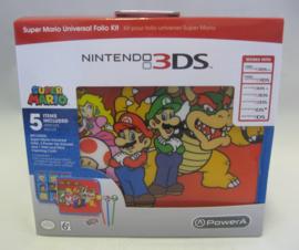 Nintendo 2DS / 3DS Super Mario Universal Folio Kit (New)