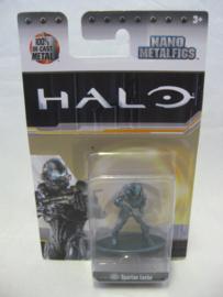 Halo - Nano Metalfigs: Spartan Locke - Die-Cast Metal (New)