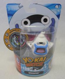 Yo-Kai Watch Medal Moments - Whisper Figure (New)