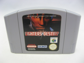 Fighters Destiny (EUR)