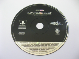 A.IV Evolution Global - SCES-00290 (Promo, NFR)
