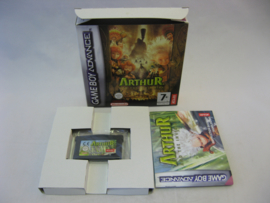 Arthur and the Invisibles (EUR, CIB)