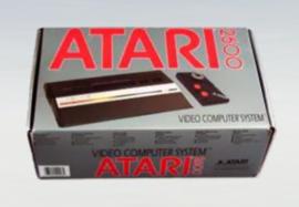 1x Snug Fit Atari 2600 Jr. Console Box Protector