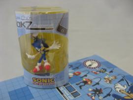 Sonic The Hedgehog - Gacha Jakz - Sonic Pose 2 (New)