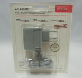 Original Nintendo 2DS / 3DS AC Adapter (New)