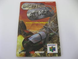Chopper Attack *Manual* (EUR)