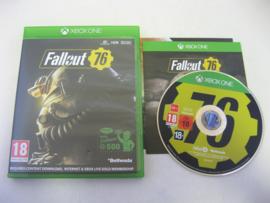Fallout 76 (XONE, NEW) 