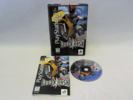 Road Rash - Longbox (USA)