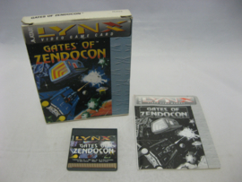 Gates of Zendocon (Lynx, CIB)