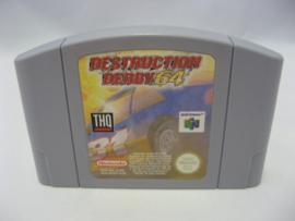 Destruction Derby 64 (EUR)