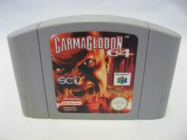 Carmageddon 64 (EUR)