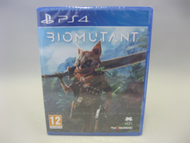 Biomutant (PS4, Sealed)