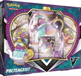 Pokémon TCG: Polteageist V Box (New)