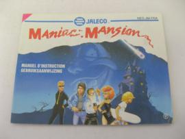 Maniac Mansion *Manual* (FRA)