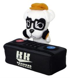 Animal Crossing: K.K. Slider Turntable 7 inch Plush (New)