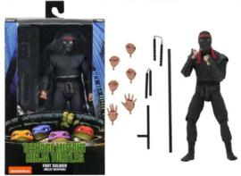 "Teenage Mutant Ninja Turtles: Foot Soldier with Melee Weapons (1990 Ver.) - 7"" Action Figure (New)"