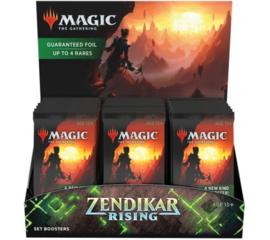 MTG: Zendikar Rising Set Booster Pack (1x Booster)