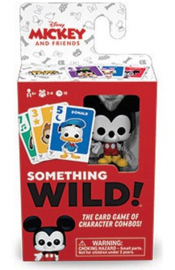 Something Wild: Mickey and Friends | Card Game (New)