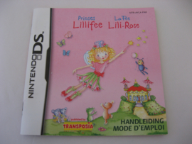 Prinses Lillifee *Manual* (FAH)