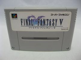 Final Fantasy V (SFC)