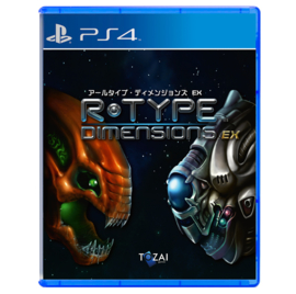 R-Type Dimensions EX (PS4, NEW)