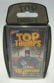 Top Trumps - DC Universe Heroes and Villains | Board Game (New)