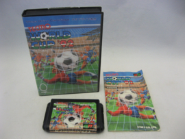 Tecmo World Cup '92 (JAP, CIB)