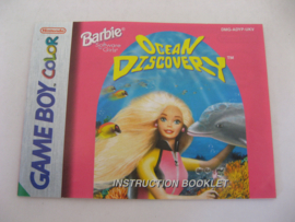 Barbie Ocean Discovery *Manual* (UKV)