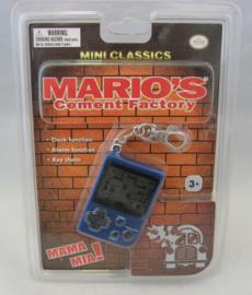 Mini Classics - Mario's Cement Factory (NEW)