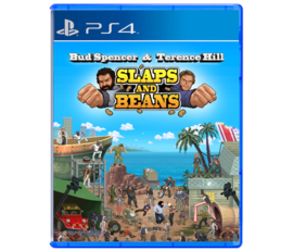 Bud Spencer & Terence Hill: Slaps and Beans (PS4, NEW)