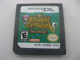 Animal Crossing - Wild World (USA)