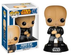 POP! Figrin D'an - Star Wars - Underground Toys Exclusive (New)