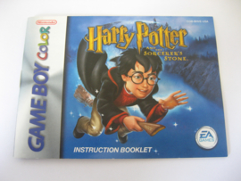 Harry Potter and the Sorcerer's Stone *Manual* (USA)