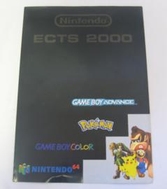 Nintendo ECTS 2000 - Promotional Flyer