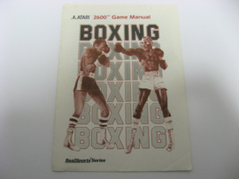 Boxing *Manual*