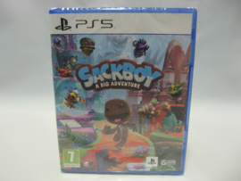Sackboy - A Big Adventure (PS5, Sealed)
