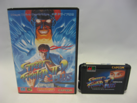 Street Fighter II Plus (JAP, CB)