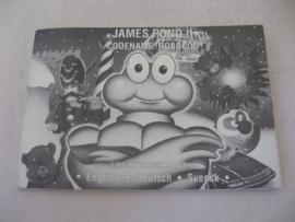James Pond II - Codename Robocod *Manual*